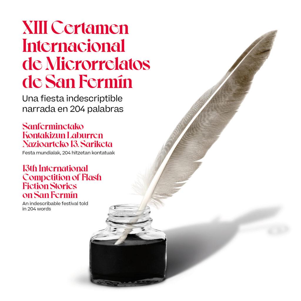 XIII Certamen Internacional de Microrrelatos de San Fermín